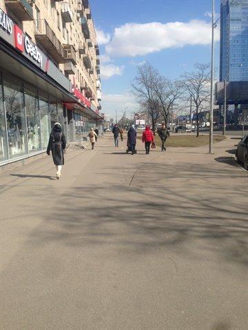 Торговое помещение 186 кв.м., Кировский район