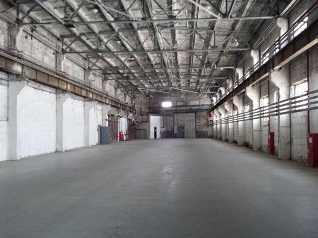 Производственное помещение 1550 кв.м., Московский район