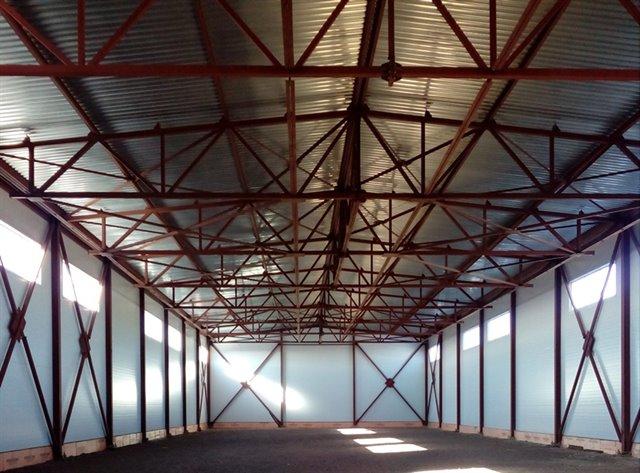 Складское помещение 1300 кв.м., Всеволожский район ЛО