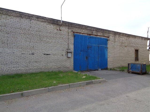 Складское помещение 448 кв.м., Московский район