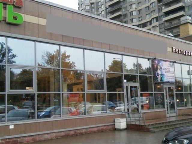 Торговое помещение 313 кв.м., Выборгский район