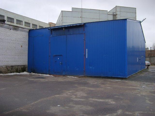 Складское помещение 805 кв.м., Калининский район