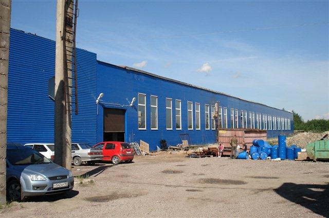 Производственное помещение 3700 кв.м., Колпинский район
