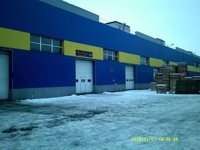 Складское помещение 4900 кв.м., Выборгский район