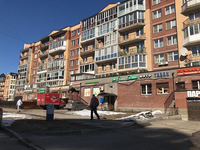 Общепит 185 кв.м., Приморский район