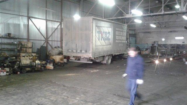 Производственное помещение 873 кв.м., Невский район