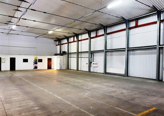 Производственное помещение 560 кв.м., Приморский район