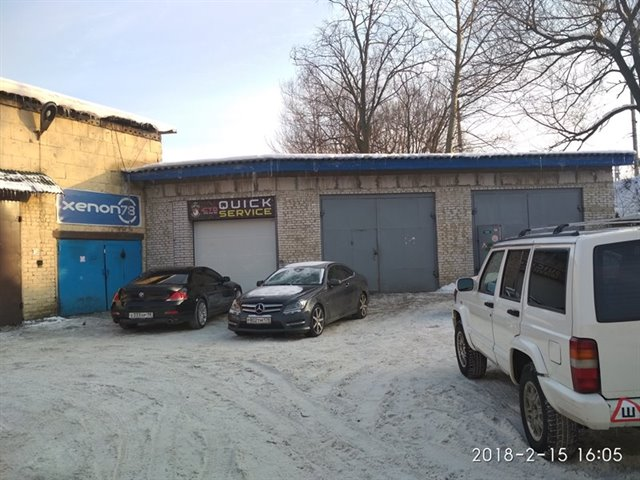 Автосервис 520 кв.м., Выборгский район