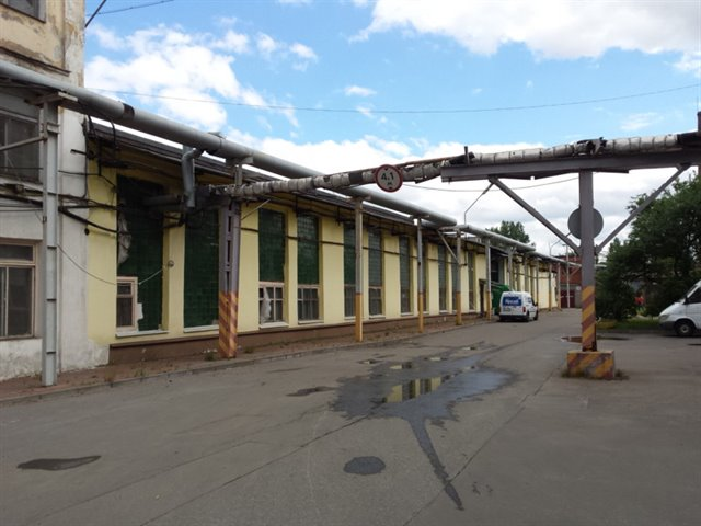 Складское помещение 952 кв.м., Кировский район
