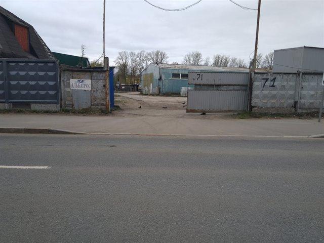 Складское помещение 1200 кв.м., Фрунзенский район