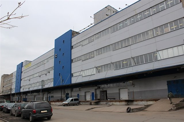 Складское помещение 11512 кв.м., Фрунзенский район