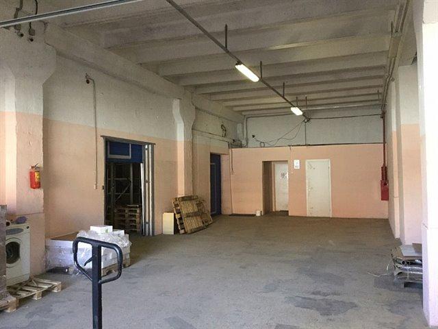 Аренда складского помещения в Санкт-Петербурге