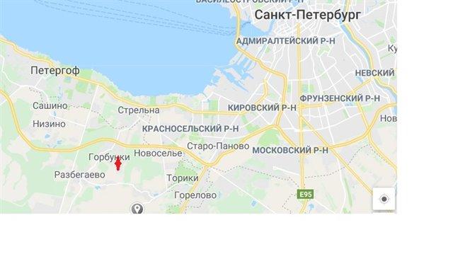 Земельный участок 13000 кв.м., Ломоносовский район ЛО