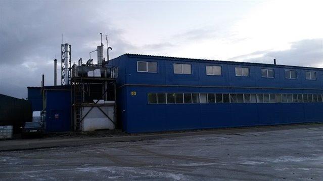 Производственное помещение 3600 кв.м., Колпинский район