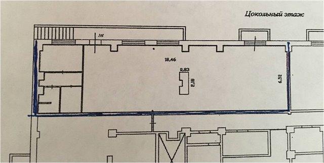 Торговое помещение 139 кв.м., Всеволожский район ЛО
