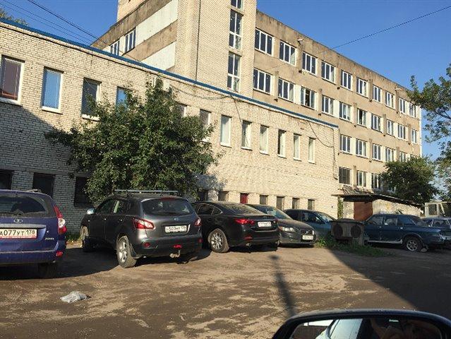 Производственное помещение 7559 кв.м., Московский район