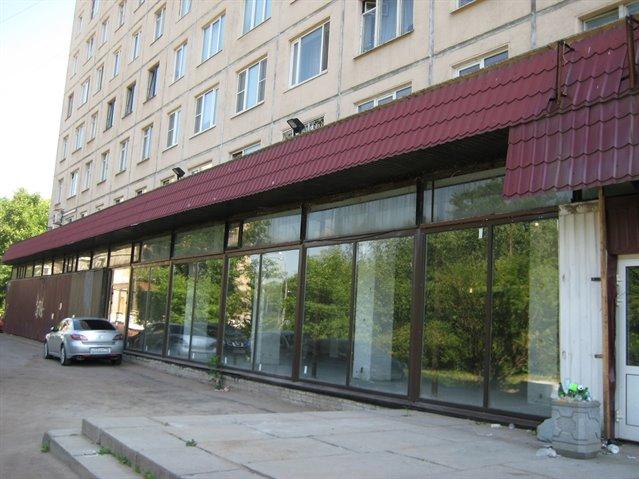 Торговое помещение 598 кв.м., Московский район