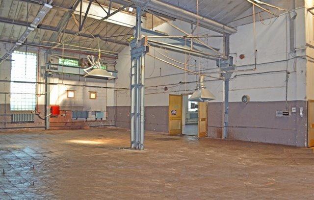 Производственное помещение 904 кв.м., Кировский район