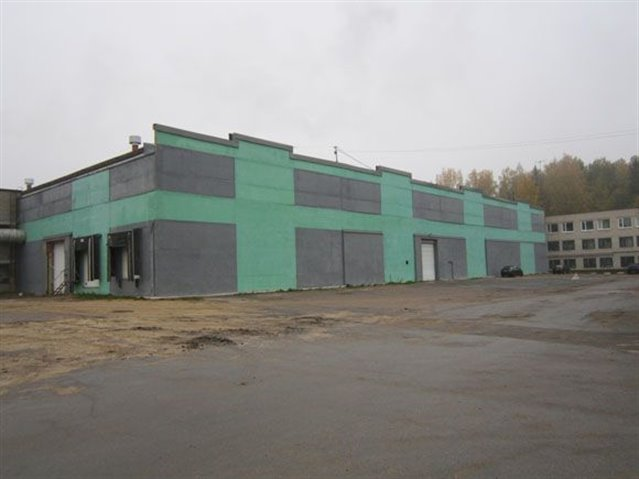 Производственное помещение 11029 кв.м., Тосненский район ЛО