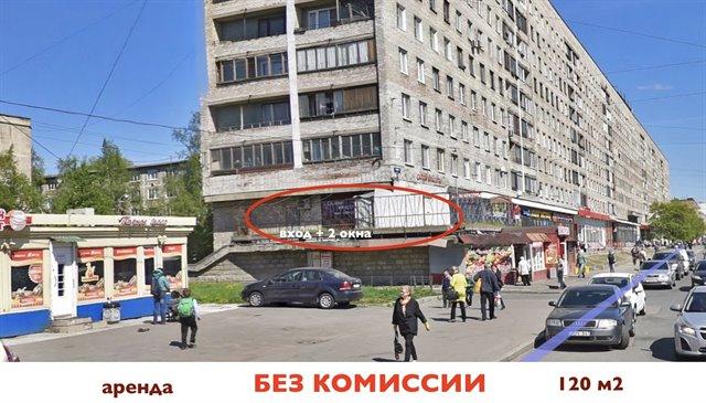 Офисное помещение 120 кв.м., Невский район