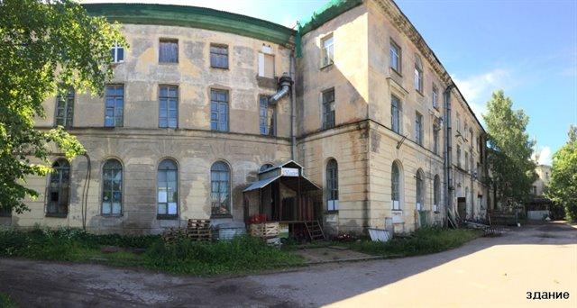 Производственное помещение 102 кв.м., Петродворцовый район