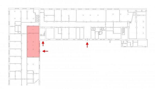 Складское помещение 181 кв.м., Адмиралтейский район