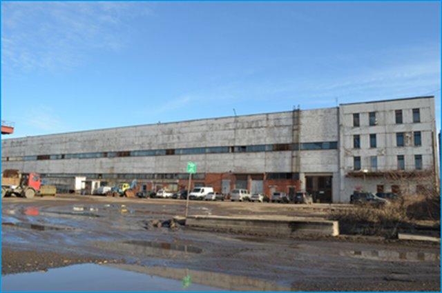 Производственное помещение 34000 кв.м., Колпинский район