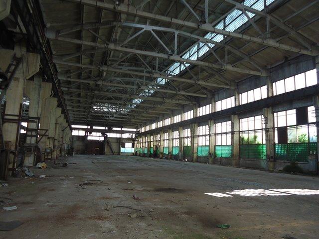 Производственное помещение 10578 кв.м., Кингисеппский район ЛО