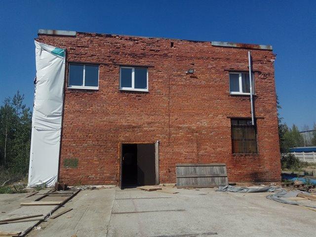 Складское помещение 400 кв.м., Приморский район
