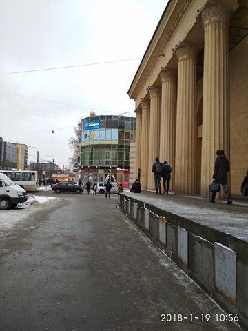 Торговое помещение 229 кв.м., Кировский район