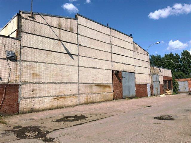 Производственное помещение 2500 кв.м., Фрунзенский район
