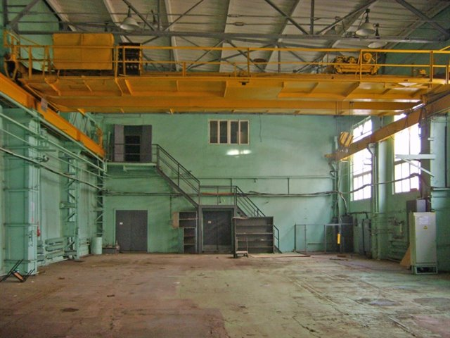 Производственное помещение 660 кв.м., Калининский район
