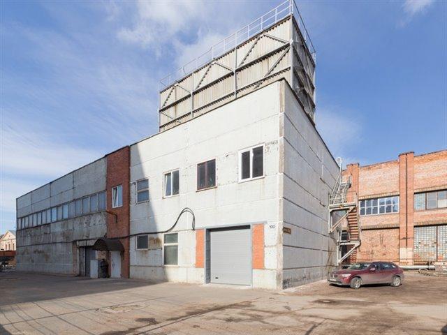 Производственное помещение 704 кв.м., Калининский район