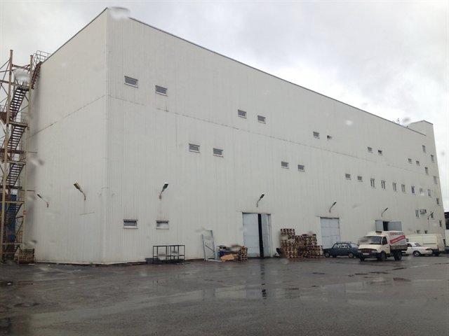 Производственное помещение 4634 кв.м., Выборгский район