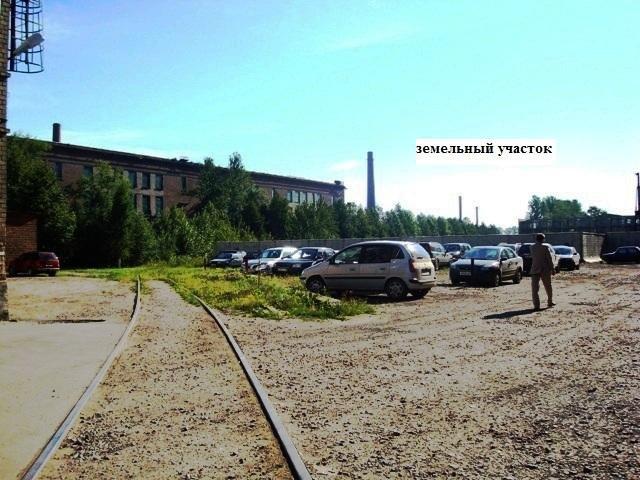 Земельный участок 21700 кв.м., Колпинский район