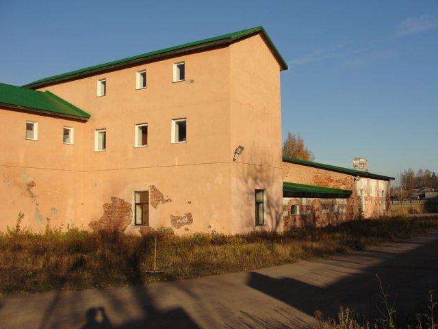 Складское помещение 25728 кв.м., Выборгский район