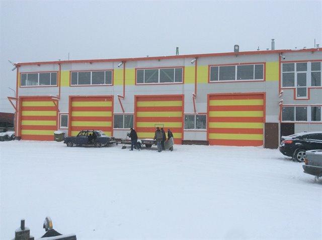 Автосервис 680 кв.м., Красносельский район