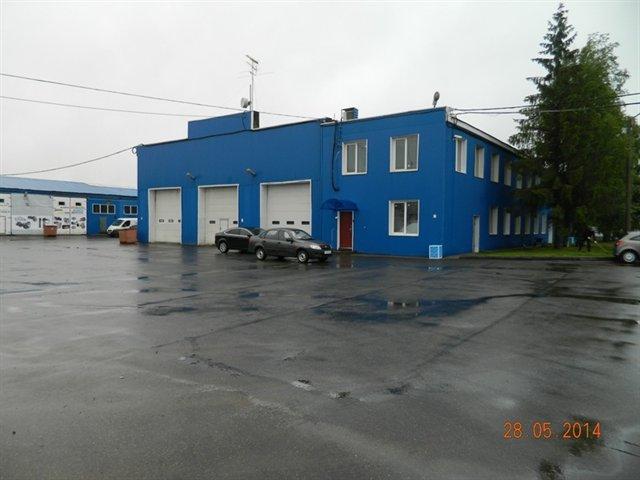 Автосервис 1200 кв.м., Тосненский район ЛО