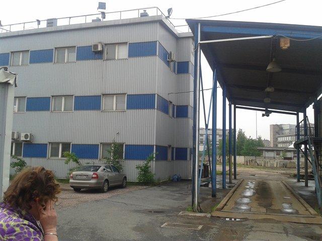 Складское помещение 19000 кв.м., Кировский район