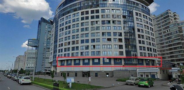 Помещение свободного назначения 600 кв.м., Василеостровский район