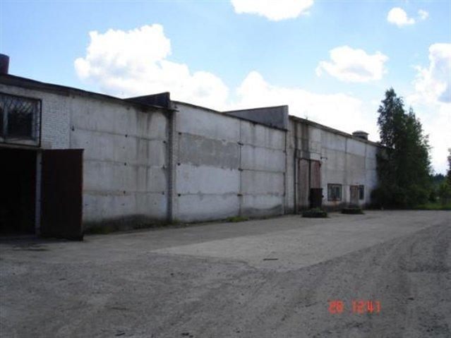 Складское помещение 1497 кв.м., Гатчинский район ЛО