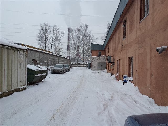 Производственное помещение 1050 кв.м., Невский район