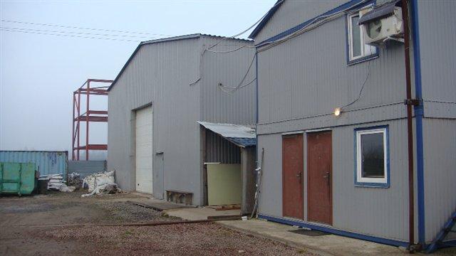 Производственное помещение 26800 кв.м., Всеволожский район ЛО