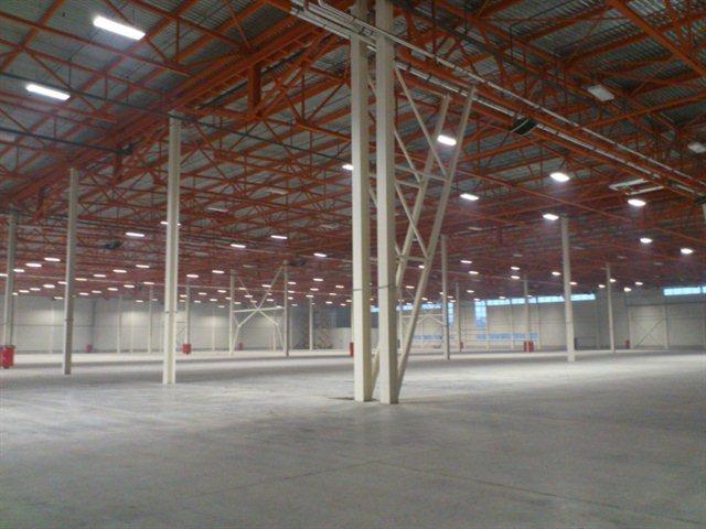 Производственное помещение 6500 кв.м., Приморский район