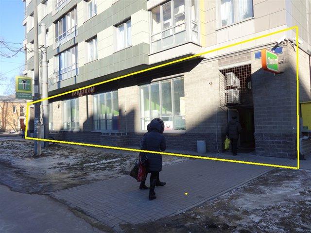 Торговое помещение 147 кв.м., Фрунзенский район