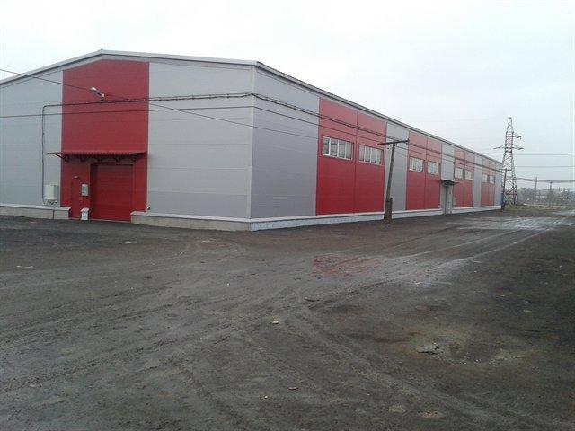Производственное помещение 1460 кв.м., Тосненский район ЛО