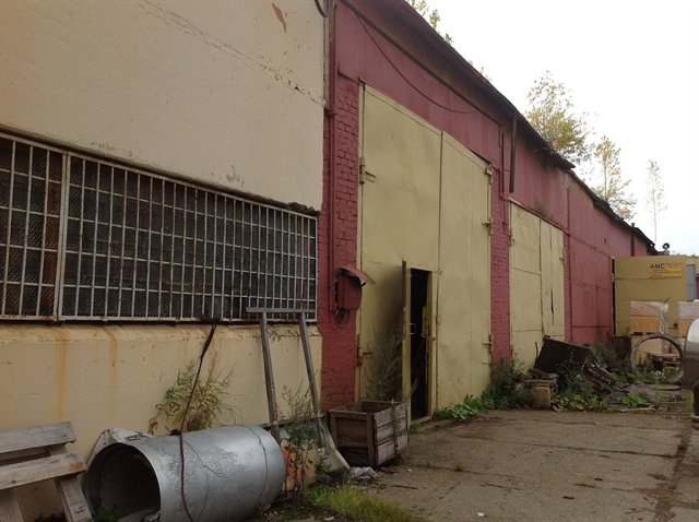 Складское помещение 1530 кв.м., Фрунзенский район