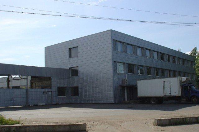 Складское помещение 8200 кв.м., Колпинский район