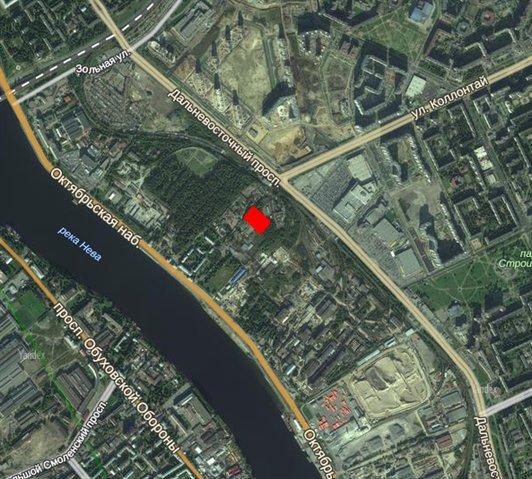 Земельный участок 8000 кв.м., Невский район