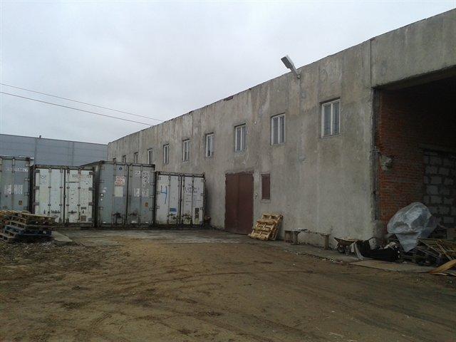 Складское помещение 1340 кв.м., Гатчинский район ЛО